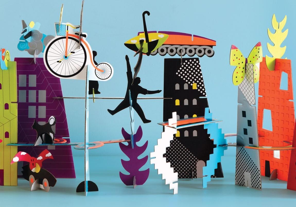 Paper toys et autres jeux en papier: Nos idées cadeaux enfants pour chaqueâge